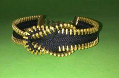 Zipper Bracelet - Video Tutorial