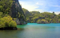 Piaynemo Island Raja Ampat Islands, Archipelago, Some Pictures, Underwater, Paradise, Free People, Earth, River, Outdoor
