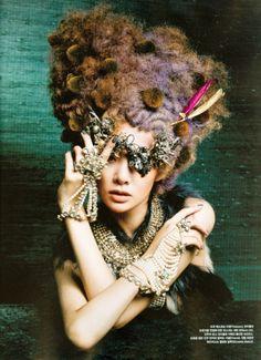 Vogue Korea 2012 - Bird Fantasy