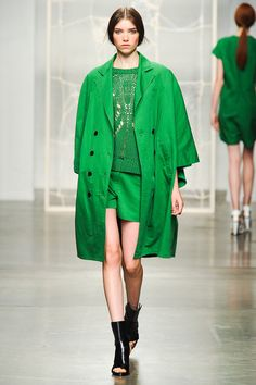 Tess Giberson | Spring 2014 Ready-to-Wear Collection | Style.com