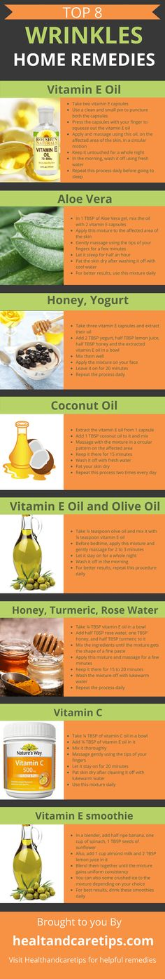 How to Use Vitamin E for Wrinkles – TOP 8 Ways