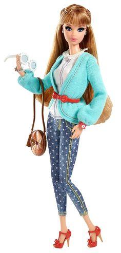 Barbie Style Midge (Mattel) - #DOFDAs - 4th Annual DollObservers.com Fashion Doll Awards. Vote now: http://dollobservers.com/dofdas-vote