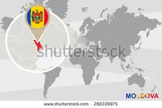 Find World Map Magnified Moldova Moldova Flag stock images in HD and millions of other royalty-free stock photos, illustrations and vectors in the Shutterstock collection. Thousands of new, high-quality pictures added every day. Moldova Flag, Royalty Free Stock Photos, Map, Illustration, Pictures, Photos, Illustrations, Photo Illustration, Cards