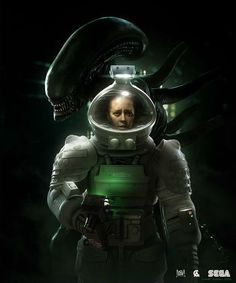 Century Fox and SEGA have announced that Alien Isolation, a video game sequel to the original Alien, will drop in October.
