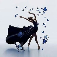 Ballerina ~ You have set me free, Lord, I fly under Your wings...