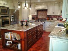 Edwards Kitchen Remodel by Leslie Dawson-Mouzis Interior Design