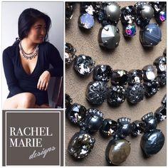 #RachelMarieDesigns #MadeInUSA #MadeInMichigan #CrystalCraze