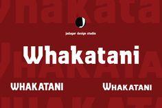 Whakatani Download here: https://graphicriver.net/item/whakatani/19443099?ref=KlitVogli