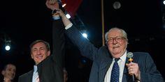 France. Un élu FN défend le maréchal Pétain (et non, ce n'est pas Jean-Marie Le Pen). Juin 2015
