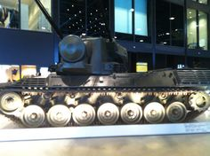 Tank uit het nationaal militair museum
