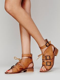 fe6d69ed2668 Free People Sunchaser Shoeboot at Free People Clothing Boutique Braided  Sandals