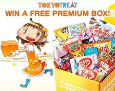 TokyoTreat - Win a Premium Box with Japanese Candies & Snacks - http://sweepstakesden.com/tokyotreat-win-a-premium-box-with-japanese-candies-snacks/