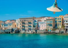 syros island in cyclades Syros Greece, Islands, Mansions, House Styles, Link, Manor Houses, Villas, Mansion, Palaces