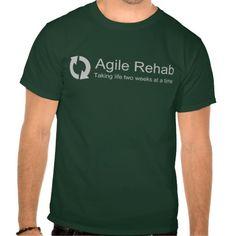 Agile Rehab T Shirt, Hoodie Sweatshirt