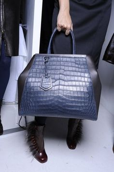Milan Fashion Week Fall 2012 Shoes and Bags Photo 49