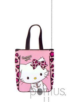 Bolsa Charmmy Kitty shopping gr. feline ref.66913 | JB