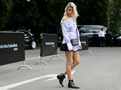 Caroline Daur #CarolineDaur #style #streetstyle #fashion #streetfashion #street #fashionweek #berlin #mbfw #mbfwb #moda #mode