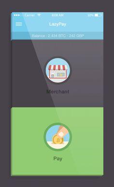 LazyPay app on App Design Served