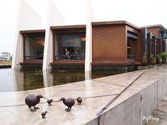 青山食藝料理  電話:03-933-1900  地址:宜蘭市宜中路21號 Taiwan, Patio, Spaces, Outdoor Decor, Terrace