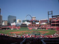 We would go to sporting event every day if we could...especially Saints, LSU and the St Louis Cardinals