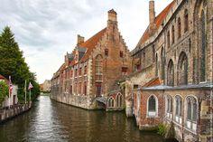 Hopital St-Jean,Bruges.