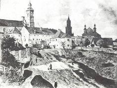 Kościół pw. Nawrócenia św. Pawła i klasztor oo. Bernardynów, wieża Trynitarska i katedra