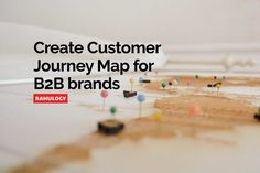 6 steps to create an effective Customer Journey Map for marketing - RAHULOGY Customer Journey Touchpoints, Customer Journey Mapping, Customer Experience, Customer Persona, Linkedin Page, Page Online, Existing Customer, Social Media Ad, Online Trading