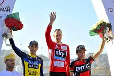 Feb 16 Chris Froome laid down a marker for the Tour de France by beating all his major contenders to win the Tour of Oman in style and record his first major stage race victory.