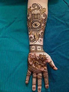 hamsa by ReMarkable Blackbird, via Flickr