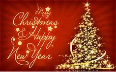 Merry Christmas and Happy New Year 2017 Wishes, Greetings