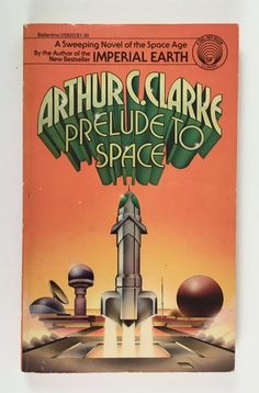 Science Fiction Paperback Prelude to Space by BarnabyGlenVintage