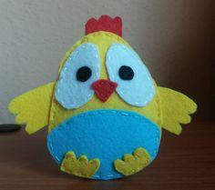 Easter chicken / kurczak wielkanocny