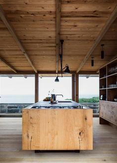 Garde Hvalsoe kitchen. Fine details.