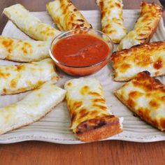 Cheesy Bread Sticks