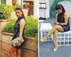 New blog post on Fashion Week: Pleated Top and Black Shorts.. See the full post here.. http://fashionbyruda.blogspot.in/2013/10/fashion-week-pleated-top-and-black.html