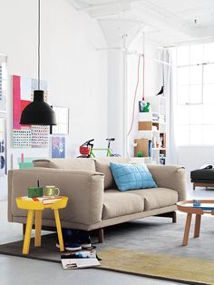 Pimpelwit : Rest Sofa design by Anderssen and Voll for Muuto