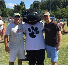 Bin There Dump That #Charlotte Dumpster Rentals recently were sponsors of the Pitchin Wishes Cornhole tournament!