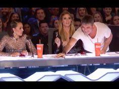 Deaf Singer Gets Simon Cowell's GOLDEN BUZZER | Week 2 | America's Got Talent 2017 https://youtu.be/lLLvxhOPdik via @YouTube