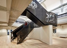Hudson Architects has transformed a listed Victorian building into a new school for architecture students at Norwich University of the Arts