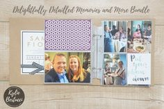 Kylie Bertucci | Bruno Bertucci | Stampin Up | Delightfully Detailed | Memories and More | Memory Keeping | Handmade | #stampinup #cardmaking #handmadecard #rubberstamps #stamping #kyliebertucci #loveitchopit