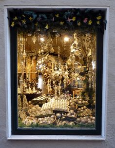 Christmas in Salzburg by Victor Keech. I've been in this store.