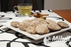 Skořicové sušenky Pancakes, Bread, Breakfast, Food, Morning Coffee, Brot, Essen, Pancake, Baking