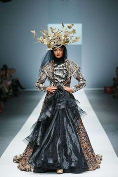 Anniesa Hasibuan, Spring-Summer 2016, Jakarta, Womenswear