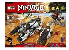 Toy Lego Ultra Ninjago Stealth Raider Action Fighter Toy Set Kit For Kids Gift #LEGO