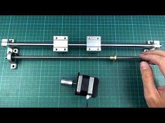 How to make your Homemade CNC Machine - YouTube