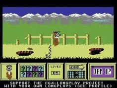 Yogi Bear (Commodore 64)