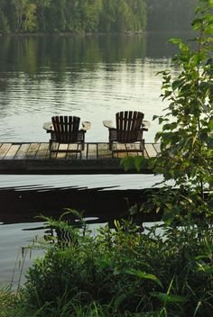 Sweet Country Life ~ Adirondacks by the lake