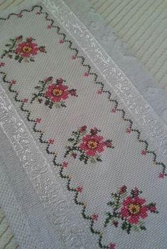 Cross Stitch Borders, Cross Stitching, Cross Stitch Embroidery, Cross Stitch Patterns, Butterfly Cross Stitch, Hand Embroidery Design Patterns, Fair Isle Knitting Patterns, Crochet Cross, Crochet Granny