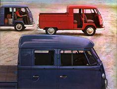 Volkswagen Doublecab 02.