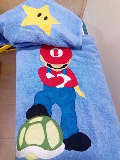 Juego de toallas para Super Bruno